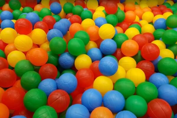 ball pit balls to fill a kiddie pool