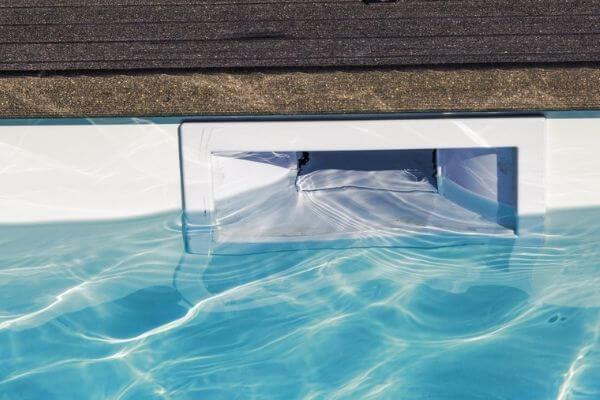how to drain an Intex pool