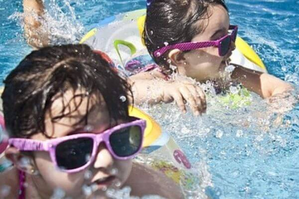 kiddie pool cleaning without chemicals