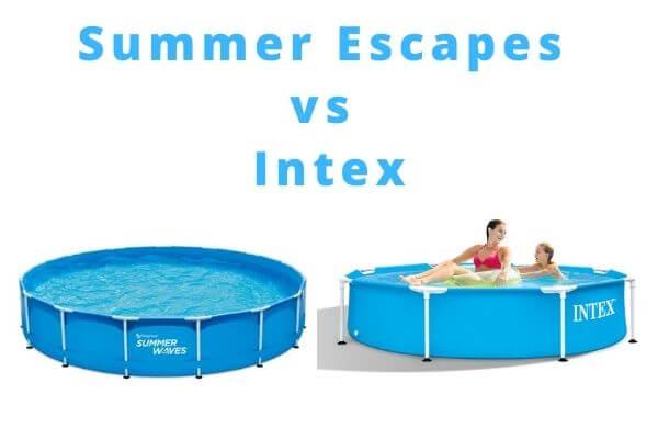 Summer Escapes vs. Intex