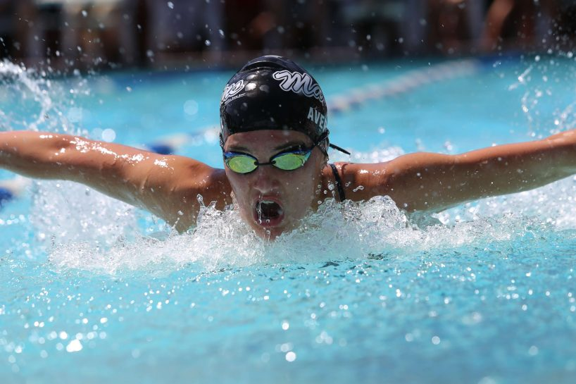 Swimming in Olympics